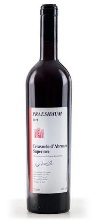 cerasuolo-d-abruzzo-superiore-doc-praesidium