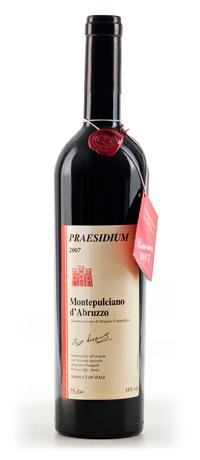 montepulciano-d-abruzzo-riserva-doc-praesidium