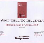 """Le Guide de L'Espresso, """"I Vini d'Italia 2010"""""""