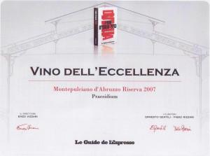 Vino-Eccellenza-Espresso-2007